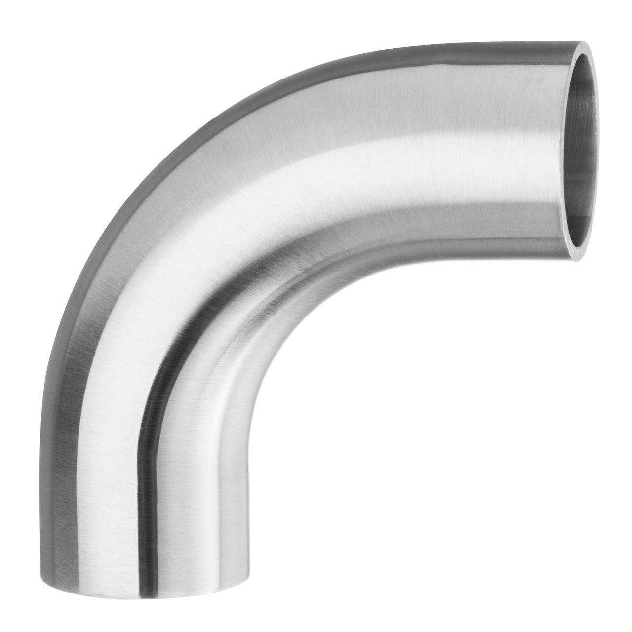 Угол отвода 90 градусов приварной (труба 50,8 мм)
