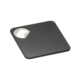 Открывашка и подставка для бокалов FUNFAYE, черная