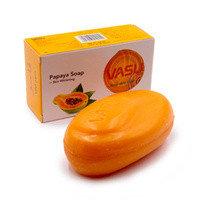 VASU Мыло с экстрактом папайи (Turmeric Soap)125 гр