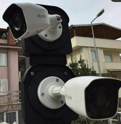 Распределительная коробка GAM-AKS для монтажа видеокамер, фото 2