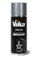Эмаль для дисков vika темно-болотная аэрозоль (0,5)
