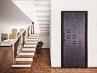 Дверь металлическая Ferroni Гарда 80 Антик Медь/Венге