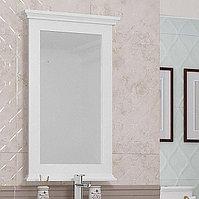 Зеркало Opadiris Палермо 50, цвет белый матовый (Z0000008556)
