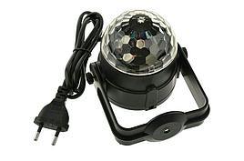 Диско-шар светодиодный Led Magic Ball Интерактивные игрушки!
