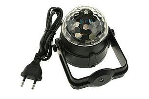Диско-шар светодиодный Led Magic Ball Интерактивные игрушки!, фото 2