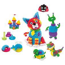 Конструктор-липучка Банчемс (Bunchems) Интерактивные игрушки!, фото 3