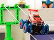 Игрушечный набор с машинкой Монстр Трак Интерактивные игрушки!, фото 3