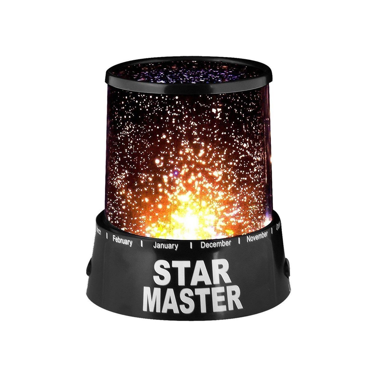 Проектор звездного неба Стар Мастер (Star Beauty) Интерактивные игрушки!