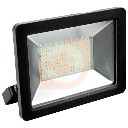 Прожектор светод.Gauss LED 70W IP65 6500K черный