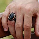 """Перстень-печатка """"Феникс"""", фото 6"""