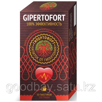 Напиток Gipertofort от гипертонии - фото 2