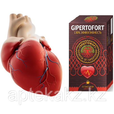 Напиток Gipertofort от гипертонии - фото 5