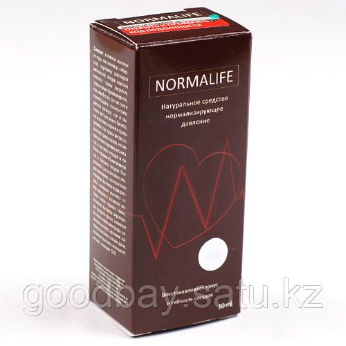 Лекарство от гипертонии Normalife (Нормалайф) - фото 1
