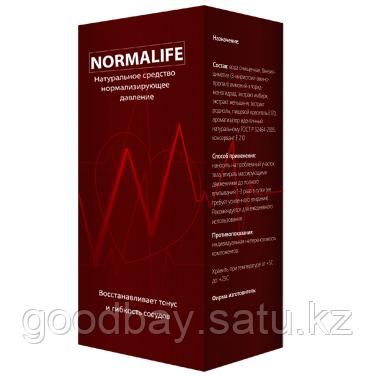 Лекарство от гипертонии Normalife (Нормалайф) - фото 3