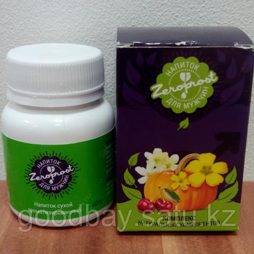 Напиток Зеропрост (Zeroprost) от простатита - фото 5