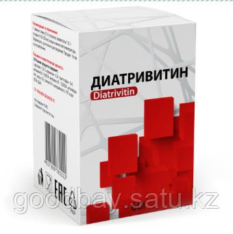 Препарат Diatrivitin от диабета - фото 2