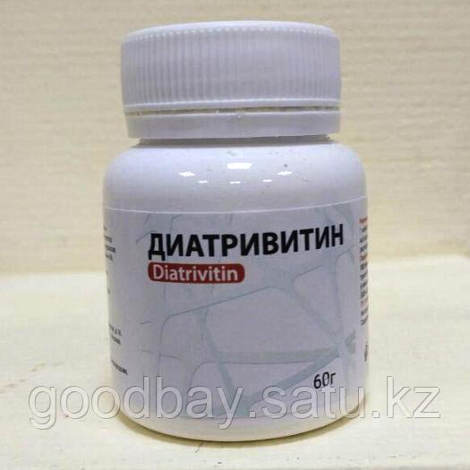 Препарат от сахарного диабета Диатривитин (Diatrivitin) - фото 1