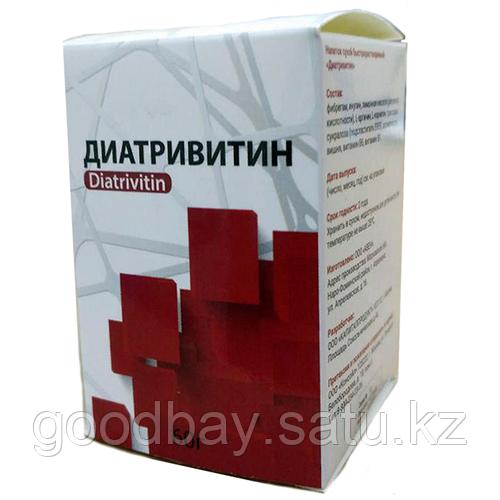 Препарат от сахарного диабета Диатривитин (Diatrivitin) - фото 2