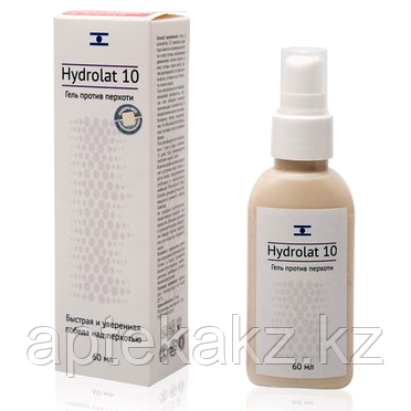 Препарат Hydrolat 10 от перхоти - фото 1