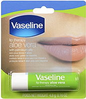 Vaseline original Алое вера (бальзам для губ 4.8г)