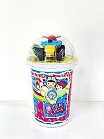 Стаканчик (попкорн + игрушка) 30гр