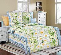 ТексДизайн Комплект постельного белья Раздолье 1, 1.5 спальный , бязь