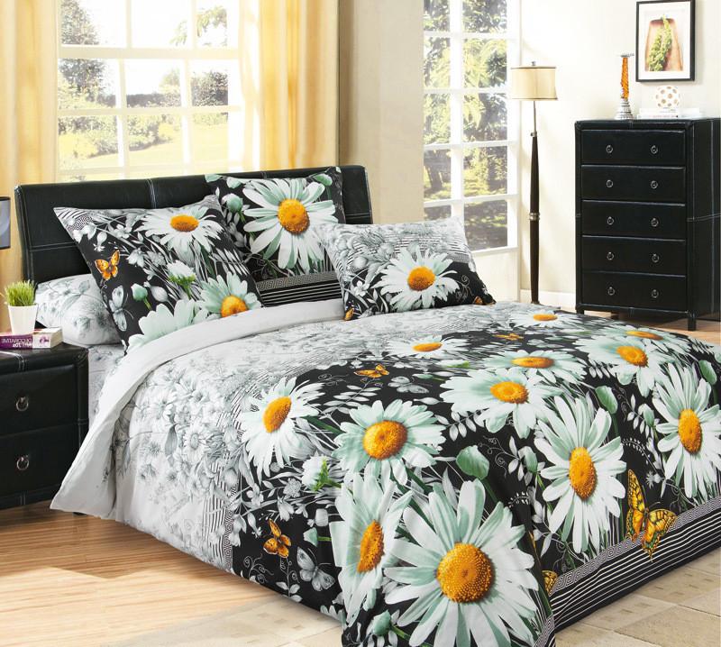 ТексДизайн Комплект постельного белья Ярославна 1, 1.5 спальный , бязь