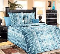 ТексДизайн Комплект постельного белья Стюарт 1, 1.5 спальный , бязь