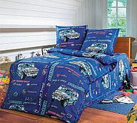 Белиссимо КПБ Хаммер, 1.5 спальный , бязь ТексДизайн