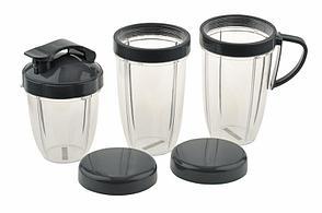 Кухонный комбайн-блендер для смузи 600 ВТ Фитнес на совесть!, фото 3
