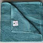 Банное полотенце 140х70 см (Бирюзовое), фото 2