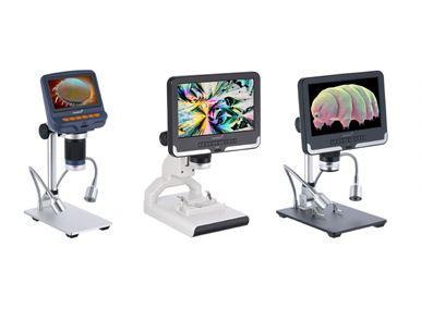 Не пропустите новые микроскопы с дистанционным управлением!