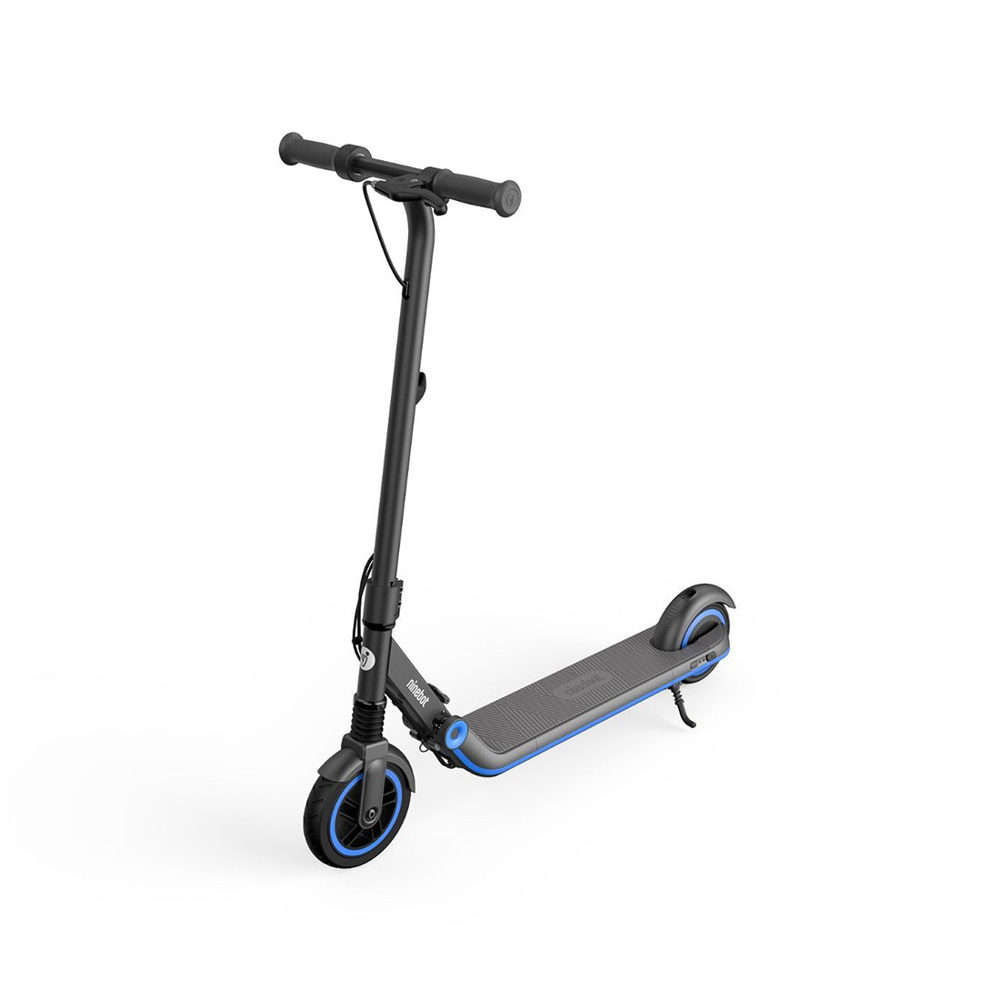 Электросамокат детский Ninebot KickScooter E10 Серый - фото 1