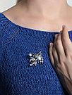 Брошь Красная Пресня , флора 138134, фото 3