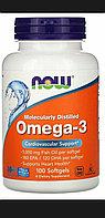 Омега 3 Omega 3 1000 мг 100 капсул.