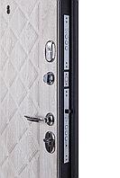 Дверь входная Ferroni Kamelot Винорит/Беленый Дуб