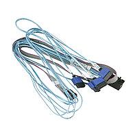 Кабель интерфейсный Mini SAS HD-4 SATA Supermicro CBL-SAST-0948