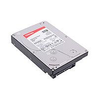"Жёсткий диск HDD 3Tb Toshiba SATA6Gb/s 7200rpm 64Mb 3,5"" HDWD130UZSVA"