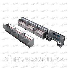 Программируемый зарядно-разрядный комплекс для заряда авиационных аккумуляторов КРОН-ПЗРК-36АВ