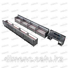 Программируемый зарядно-разрядный комплекс для заряда авиационных аккумуляторов КРОН-ПЗРК-48АВ