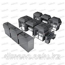 Программируемый зарядно-разрядный комплекс для заряда аккумуляторов железнодорожной техники КРОН-ПЗР ...