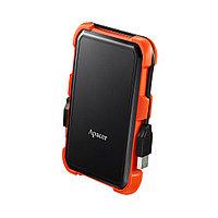 """Внешний жёсткий диск Apacer 2TB 2.5"""" AC630 Оранжевый"""