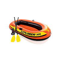 Лодка надувная Intex 58332NP