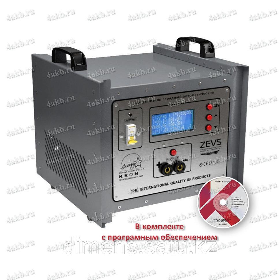 Автоматическое зарядное десульфатирующее устройство для аккумуляторных батарей троллейбусов чешского ...