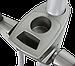 Профессиональный эллиптический эргометр Bronze GYM E901 Pro, фото 4