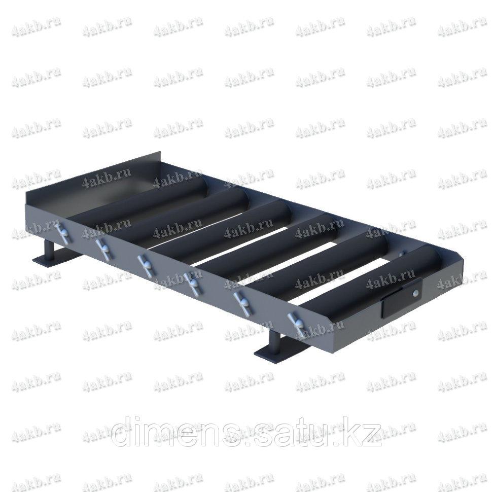 Подставка для тяговых аккумуляторных батарей