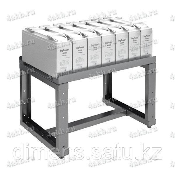 Однорядный стеллаж для хранения аккумуляторных батарей серии КРОН-АКС-2
