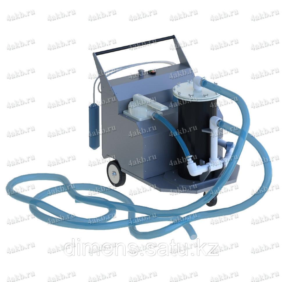 Установка фильтрации электролитов УФЭ-1