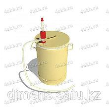 Емкость для хранения и перекачки электролита