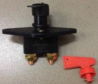 Выключатель массы (с ключом) Shacman, Shaanxi F3000